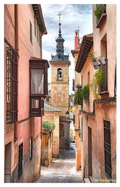 Toledo. Bajada de San Justo