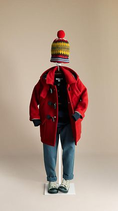 Gifts for Children | Duffle coat, Cotton and Boys