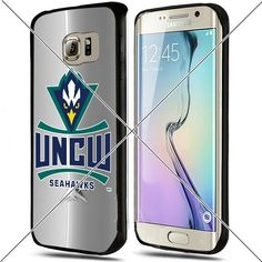 UNC Wilmington Seahawks NCAA , [ Samsung Galaxy s6 and can Fit s6 edge AND s6 edge Plus(+) ] Smartphone Case Cover Collector TPU Rubber Case Black color [ Original by HeroPhoneCase Oly ] HeroPhoneCase http://www.amazon.com/dp/B01C8I3GOS/ref=cm_sw_r_pi_dp_dse4wb171R1G6