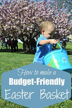 Mamas Like Me: The Budget-Friendly Easter Basket