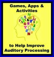 Help for Struggling Readers: BEST Games, Apps & Activities to Help Improve Auditory Processing