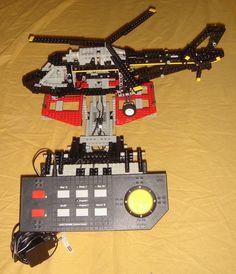 LEGO Technic 8485 Control Centre II, complete w/ instructions, programable, RARE