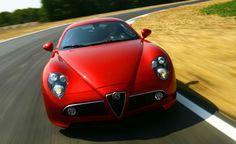 2017 Alfa Romeo 8C Drive