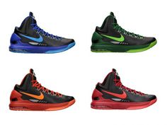 Nike KD V Black Pack Drops Tomorrow 1/5