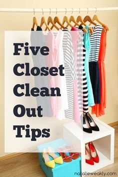 Five Closet Clean Out Tips   Signature Style
