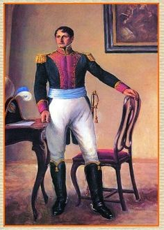 1820- Manuel Belgrano dies of dropsy.  He had designed the flag of newly independent Argentina, and worked unsuccessfully for a constitutional monarchy with an Incan descendent as head of state.