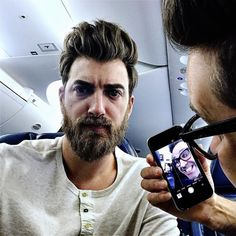 Rhett and Link Good Mythical Morning, Lifelong Friends, Celebrity Crush, Youtubers, Fandoms, Celebrities, Funny, Hilarious, Link