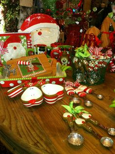 MudPie Christmas gifts! So cute.