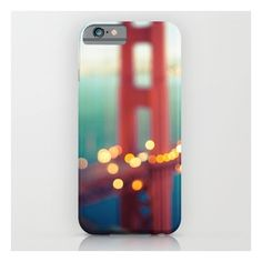Meet Me In San Francisco iPhone 6s Case ($35) ❤ liked on Polyvore featuring accessories, tech accessories and iphone & ipod cases