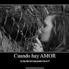 Nada, absutamente nada puede contra el verdadero amor...