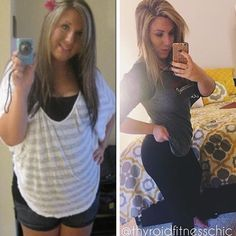 Meet:  @thyroidfitnesschic and @fightstrongwithlove who is a 24 year old thyroid cancer survivor.