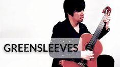 Greensleeves - Solo Guitar - Paul Adrian Moldez Guitar, Songs, Videos, Song Books, Guitars