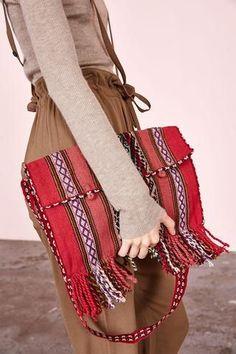 Malou Messenger Bag
