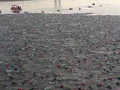 IM Arizona swim - The Beginning of a long succesful day