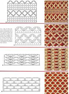 Pontos em Crochê com Gráfico | Life baby Sapatinhos