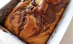 Κέικ βανίλιας με Nutella #Γλυκά #Κέικ