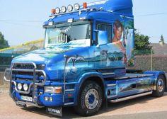Trailers Modificados: Camiones Tuneados y Arreglados