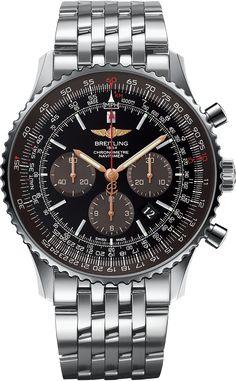 La Cote des Montres : La montre Breitling Navitimer 01 (46 mm) Limited Edition - L'élégance en vol