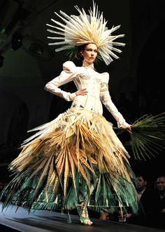Jean Paul Gaultier, Haute Couture Spring/Summer 2010.