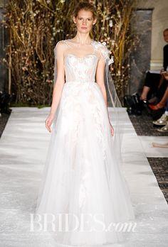 Brides: Mira Zwillinger Wedding Dresses - Spring 2017 - Bridal Fashion Week