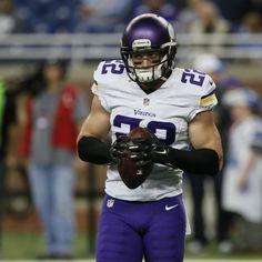 Minnesota Vikings Zach Line Jerseys Wholesale
