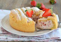 Crostata con fragole e mascarpone