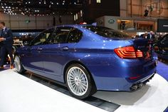BMW ALPINA B5 Bi-Turbo EDITION 50