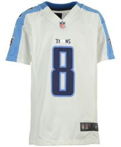 Nike Kids  Marcus Mariota Tennessee Titans Game Jersey 9518b0b46