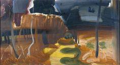 Ivon Hitchens - Autumn Landscape