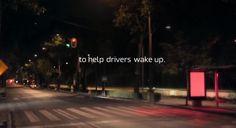朝を良くするブランドNescaféは、朝の道路もより良いものへと変えます。   AdGang
