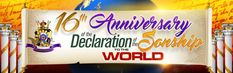 Happy Anniversary of the Declaration of Sonship to the World