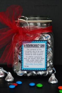 Teacher Survival Kits For Teacher Appreciation   Jasey's Crazy Daisy #teacherappreciation #teachersurvivalkits