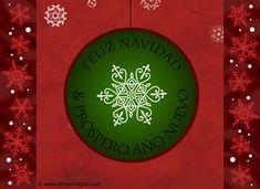 Hermosa tarjeta navideña - Correomagico | Mágicas postales animadas gratis