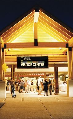 National Geographic Visitor Center | Travel | Vacation Ideas | Road Trip | Places to Visit | Grand Canyon Village | AZ | Museum | Science Place | Coffee Shop | Tourist Information | Tourist Attraction