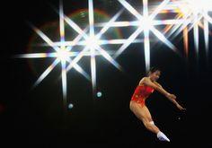 He Wenna - Trampoline - Beijing Olympics 2008 - Womens