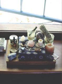 Little altar