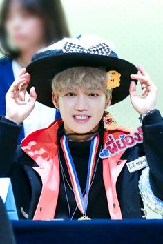 Lim Youngmin - MATCH UP Fansign - 180121 Cre: TINKLE BELL