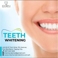 Admiring the bright smile you always wanted? Mbchen teeth whitening treatment fulfill your wish in affordable and convenient manner. Visit the most preferred teeth whitening dental clinic for your white smile. Teeth Whitening Uk, Zoom Whitening, Dental Surgery, Dental Implants, Dental Hygienist, Dental Care, Chen, Smile Makeover, Perfect Smile