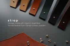 STRAP BY M/CLAHR - Strap / Light Brown