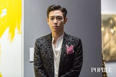 160929 TOP at #TTTOP x Sotheby's Exhibition in Hong Kong