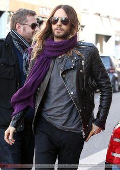 Jared Leto France 2014