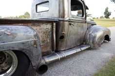 1947 Ford Pro Street Rat Rod Pickup Truck