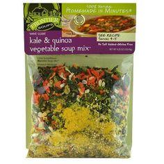 Frontier Soups Kale Quinoa Vegetable Mix (8x4.25oz)