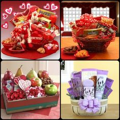 Valentine Basket as well as Ideas Gift
