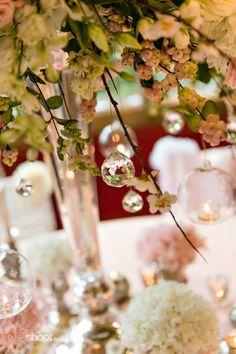 hanging sparkle