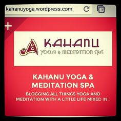 Back in the blogging world.  Blogging about yoga, meditation and a little life mixed in for good measure...