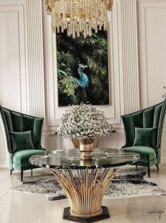 Home Interior Modern .Home Interior Modern Luxury Home Decor, Luxury Interior Design, Cheap Home Decor, Interior Architecture, Color Interior, Interior Paint, Hotel Lobby Interior Design, Neoclassical Interior Design, Italian Interior Design