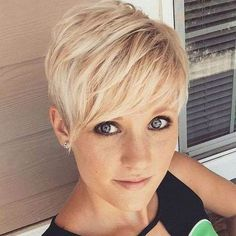 short pixie haircuts for women 2017 - Fashionstyle.ng I love this cut!