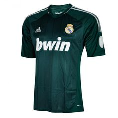 Camiseta Real Madrid Champions 40% de descuento #outlet #futbol Real Madrid, Outlet, Soccer, Adidas, Check, T Shirt, Fashion, Soccer Shirts, Sports Shirts