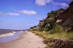 Uruguay reizen: Kiyú badplaats met witte zandstranden aan de zuidk...